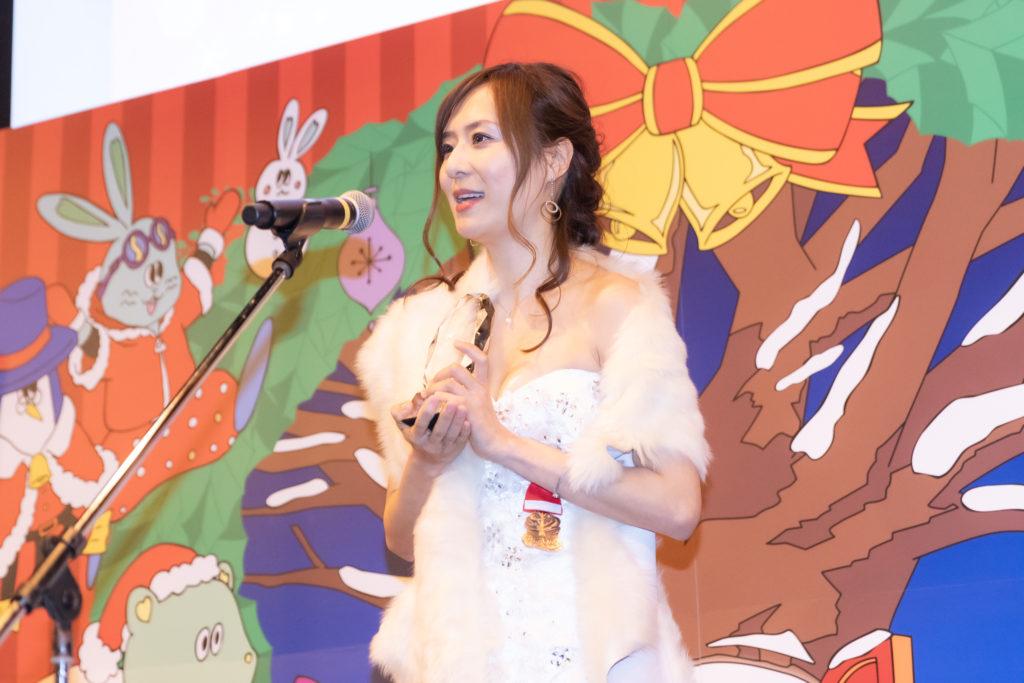 「PocoLand第4回クリスマス 永井香織が優勝」のアイキャッチ画像