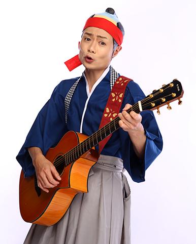 「うたのおにいさん侍」のアイキャッチ画像