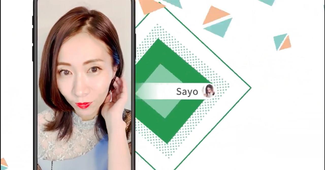 「【Pococha広告モデル〜九州沖縄地方エリアTVCM出演〜】 2021年5月OA Sayo」のアイキャッチ画像
